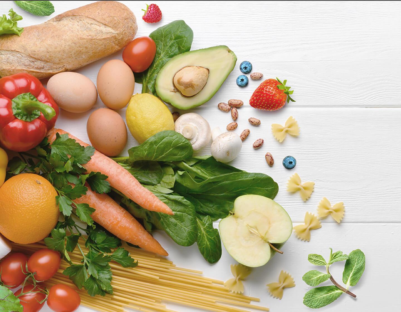 POINT 2毎日の食生活のバランスを整える「栄養」指導に自信があります。